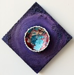 Sandra Vucicevic SMALL WORKS Mixed media on canvas
