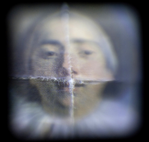 TTV Through the Viewfinder Folded Face