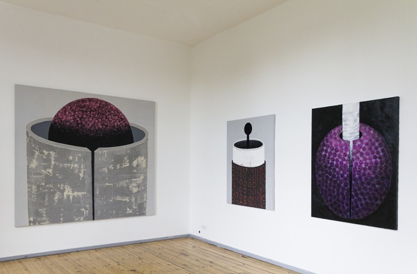SARAH DINEEN Exhibitions
