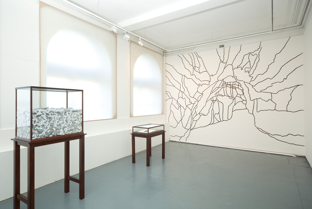 I thought I dreamed of you / installation view / room 1<br/>