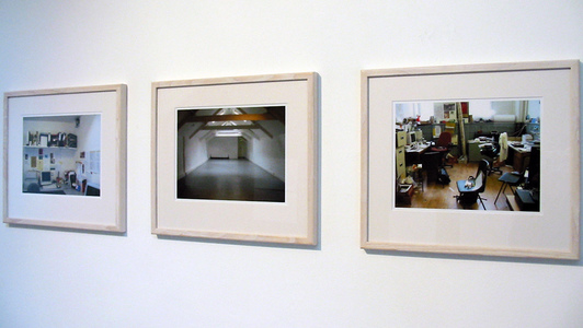 Sarah Iremonger Top Half of the Hero 2002 Framed photographs
