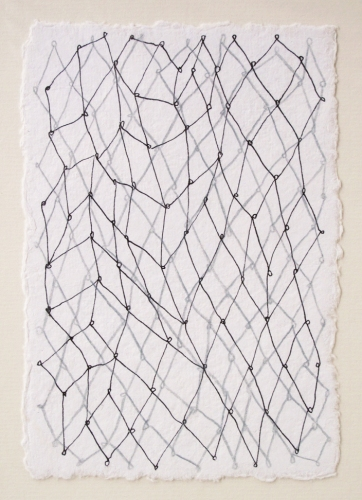 Sarah McDougald Kohn 2011 Pen & pencil on paper