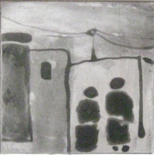 Etchings Untitled (figures 1)