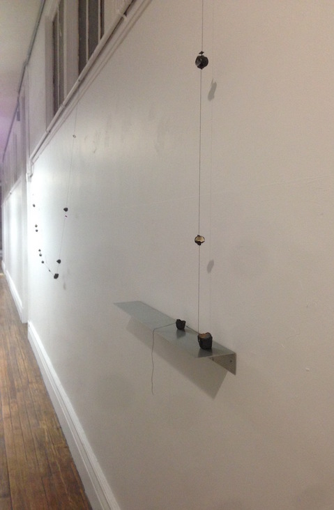 Sara Russell  Strung - Clemente Open Studios