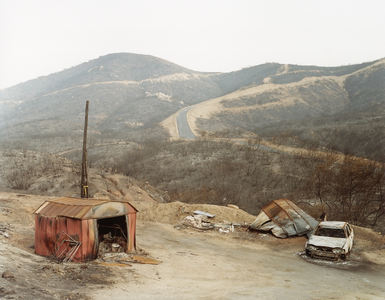 <b>Wildfire</b> Wildfire #8, Ceder Fire, Wildcat Canyon, CA