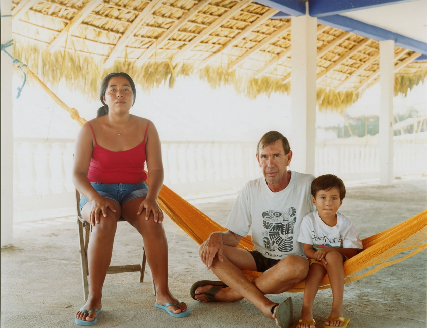 <b>Expats and Natives</b> Lucia, Jonathan (USA), Aaron - Mexico