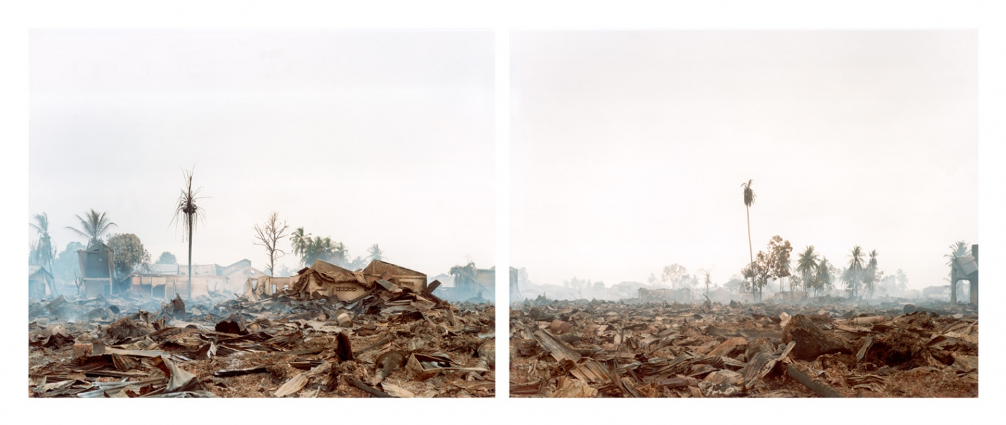 <b>Things Fall Apart</b> Tsunami #3, Indonesia