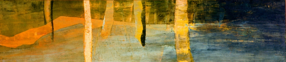 Sasja Lucas Paintings: Landscapes 1 acrylic/oil on canvas