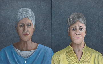 Scott Kahn Paintings oil/linen