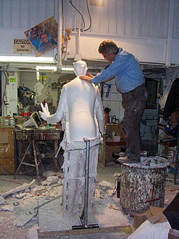 Shc: casting examples | sculpture & fine art casting.