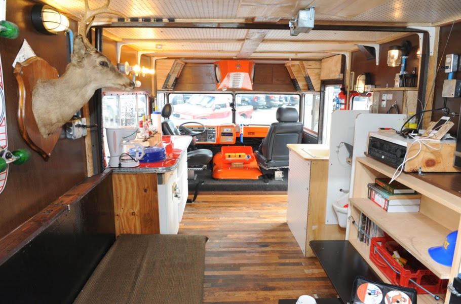 Tailgate Man Cave Tailgate ManCave