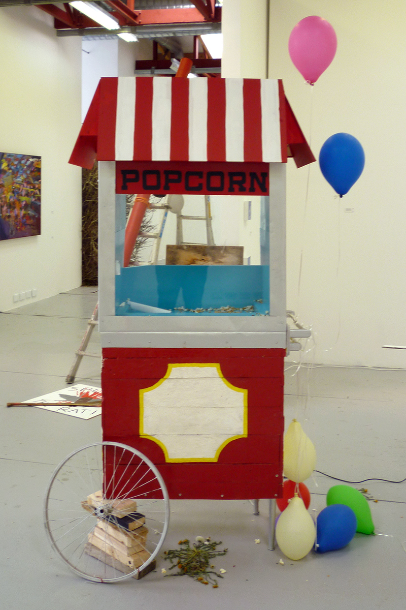 Afair A Fair (Popcorn Machine)