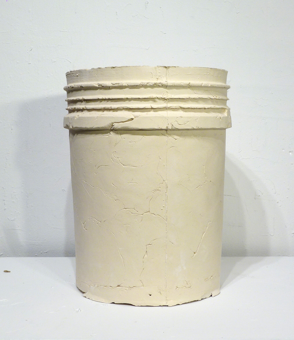 Present-2010 Bucket for Modular Sculpture (working title)