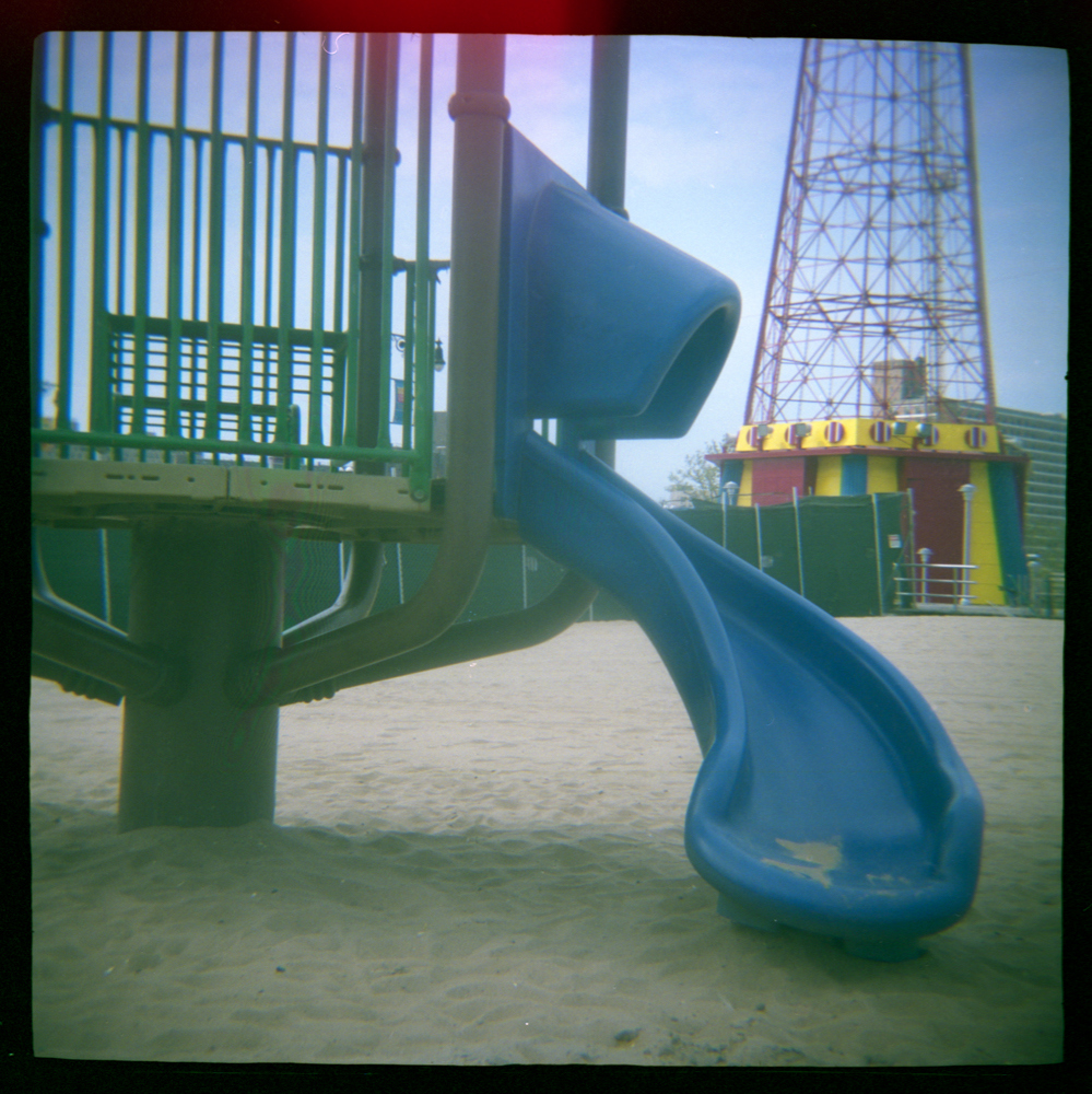 Available Works Playground (boardwalk)