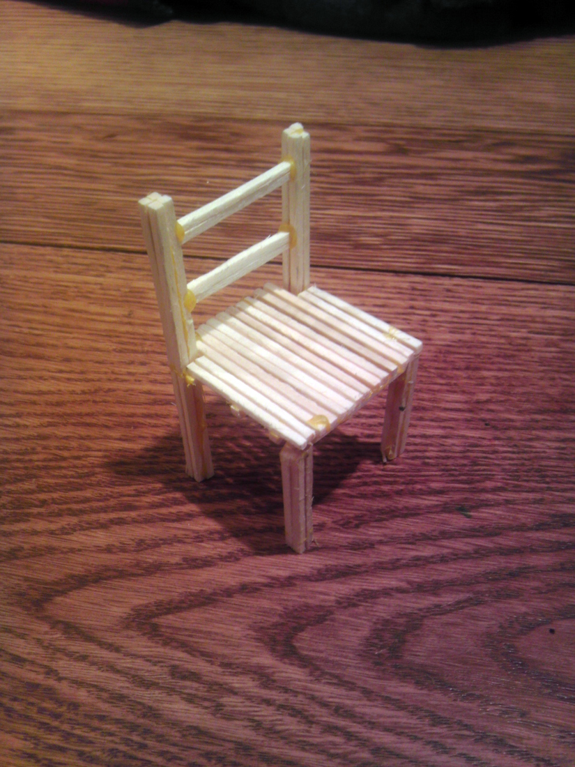 Extrapersonal Gallery Little Chair