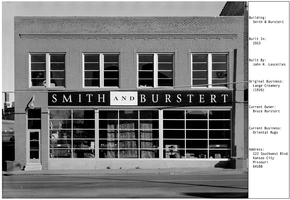 Smith and Burstert