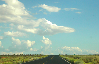 New Mexico Clouds