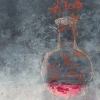 Cold Wax: Paintings Cold wax, oil, dry pigment, beet juice on panel