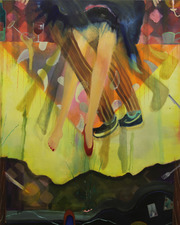 Sharona Eliassaf Paintings 2012/13 Oil on canvas