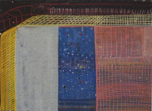 SHARON HORVATH Paintings 2006-10 Didpersed Pigment and Polymer on Canvas