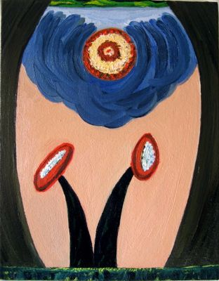 Sheila Lanham 2010-2012 Paintings oil on canvas