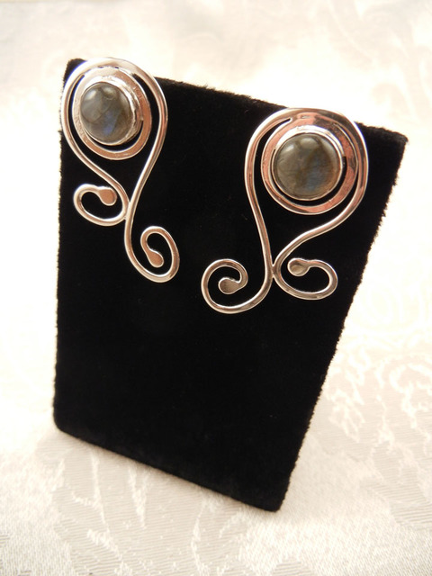 Shiri Daniella Sterling Earrings