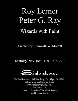 Roy Lerner, Peter G Ray, Wizards With Paint