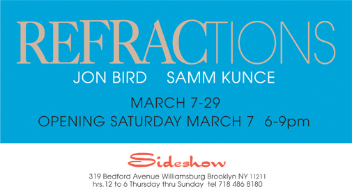 Jon Bird and Samm Kunce with Special Performance: Bradford Reed