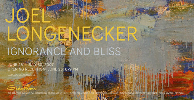 Joel Longenecker: Ignorance and Bliss