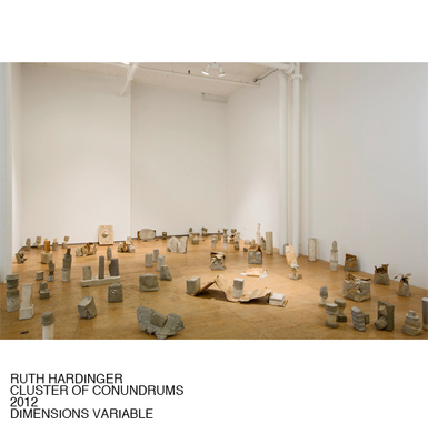 Sideshow Jon Bird & Ruth Hardinger - Nov 10 to Dec 09, 2012