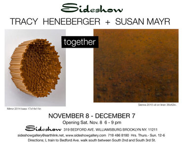 Sideshow Tracy Heneberger & Susan Mayr