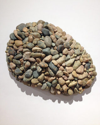 Sideshow Tracy Heneberger Stones, epoxy