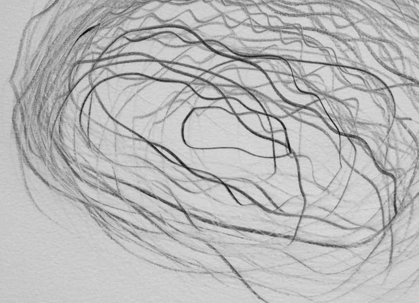 The Sound of Drawing Sound Drawing 28 (detail)
