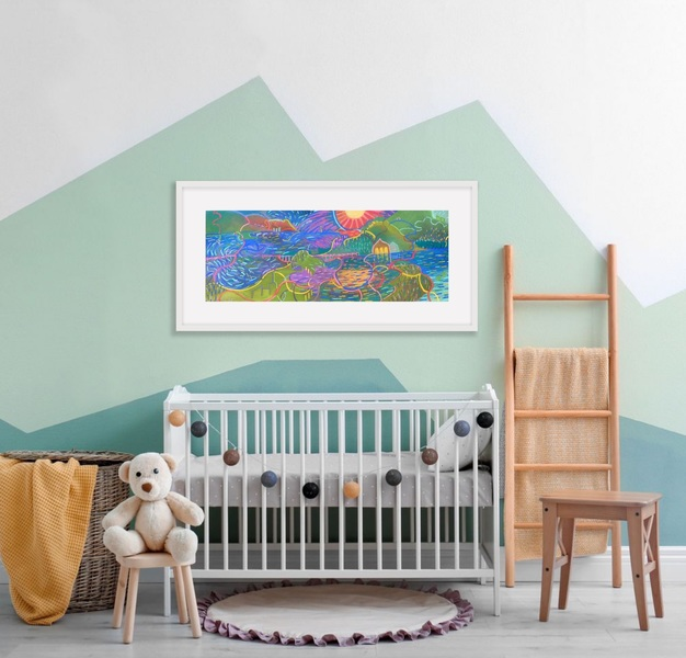 Imaginary Placements Nursery