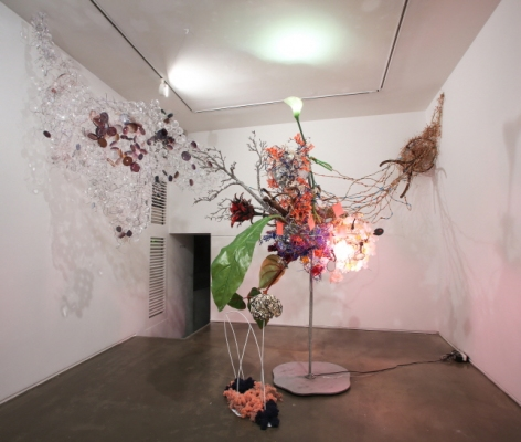 Soyeon Cho Installation mixed media