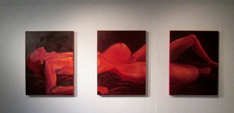 Stephanie Pierro Paintings Oil on canvas