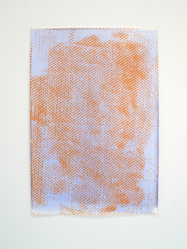 Stephen Maine       Smoke pictures (2009-2011) Acrylic on paper