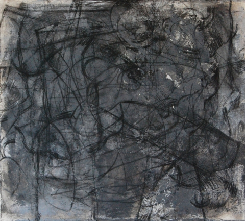 Painting/Drawings 2012 Emergence and Dissipation 2012 #18