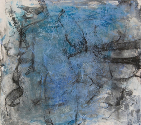 Painting/Drawings 2012 Emergence and Dissipation 2012 #24