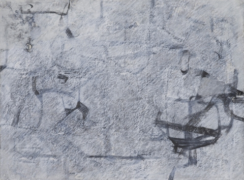 Painting/Drawings 2010 Emergence and Dissipation 2010 #4