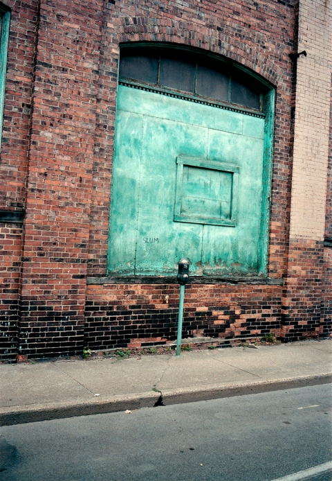 Somewhere in America Color Film