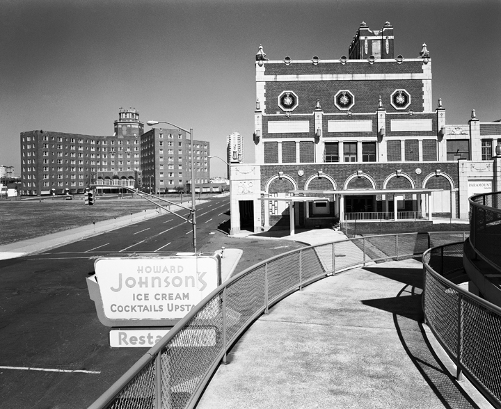 Welcome to Asbury Park B&W Film
