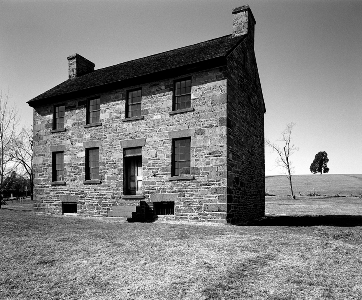 U.S. Civil War Sites I The Stone House at the Battle of Bull Run (Manassas), Virginia