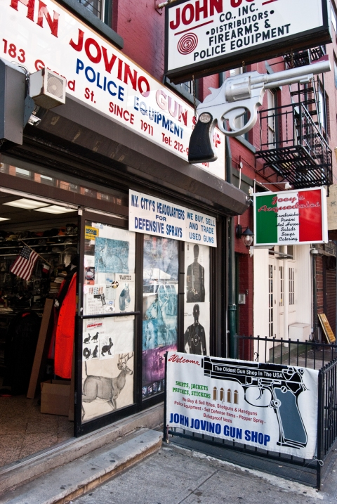 The Daily Drip America's Oldest Gun Shop