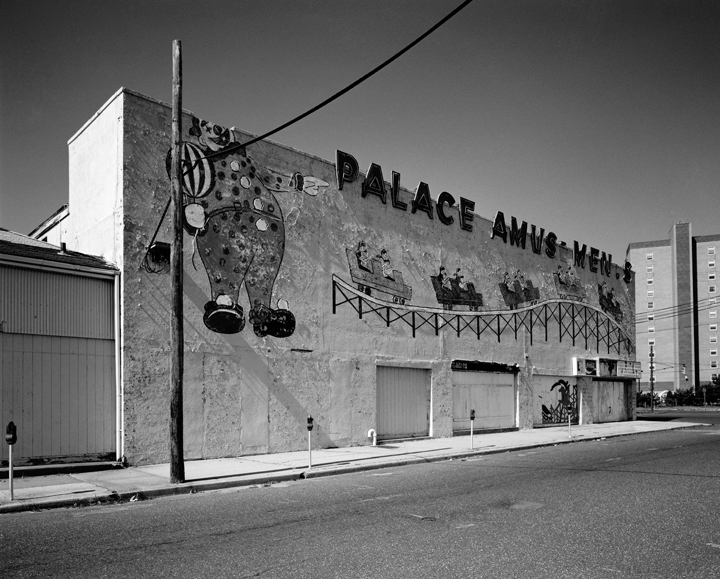 Welcome to Asbury Park Palace Amusements, Lake Avenue