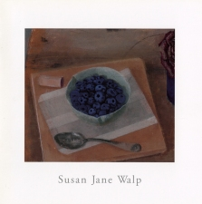 "Susan Jane Walp Catalogues 9 x9""; 16 pp; 8 color ill."