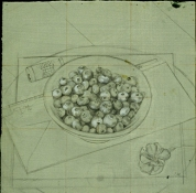 Susan Jane Walp Drawings 1993-2002 graphite/colored pencil/egg tempera on hand-toned paper