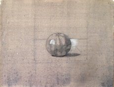 Susan Jane Walp Drawings  2003-2006 graphite/egg tempera