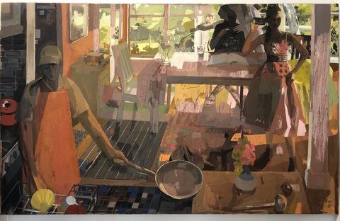 Susan Lichtman Paintings Oil on Linen