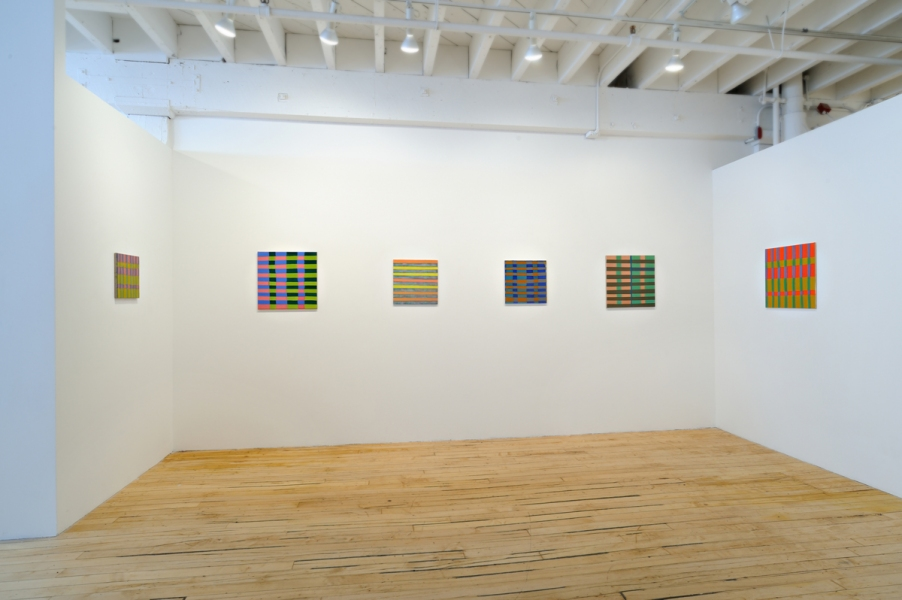 """Color Balance"" @ The Painting Center NYC February 2012  ""Color Balance"" @ The Painting Center NYC February 2012"